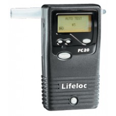 Lifeloc FC-20 alkoholszonda